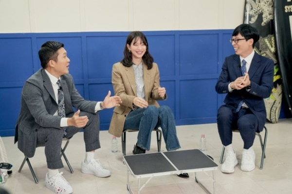 Minah Shin /照片= tvN'You Quiz on the Block'