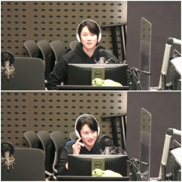 Kim Hee-cheol appeared on KBS Cool FM'Raise the Volume of Kang Han-na', broadcast on the 24th, and revealed his real personality, completely different from the appearance on TV./Photo = KBS Cool FM'Raise the volume of Kang Han-na' radio capture
